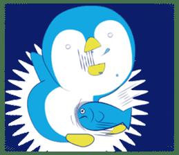 slack penguin sticker #901711