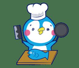 slack penguin sticker #901716