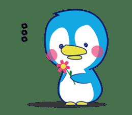 slack penguin sticker #901717