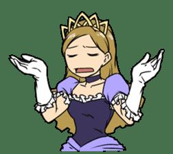princess(International version) sticker #902323