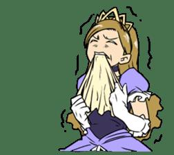 princess(International version) sticker #902325