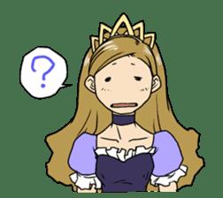 princess(International version) sticker #902328