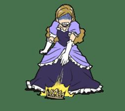 princess(International version) sticker #902334