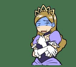 princess(International version) sticker #902335