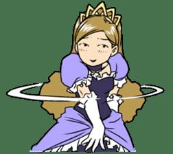 princess(International version) sticker #902346