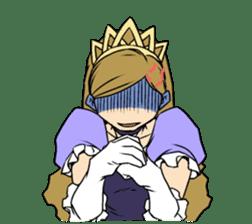 princess(International version) sticker #902347