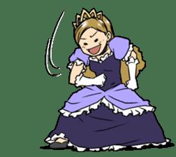 princess(International version) sticker #902348