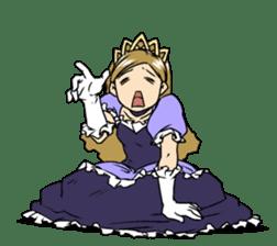 princess(International version) sticker #902349