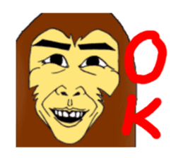 FunkyMonkey sticker #906735