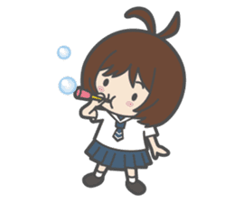 Sailor Girl NAOMI sticker #908698