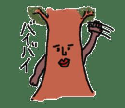 forests sticker #908804