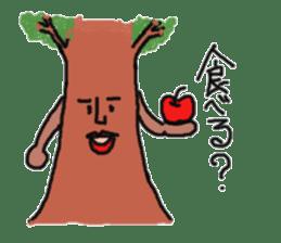 forests sticker #908806