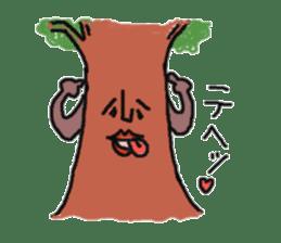 forests sticker #908811