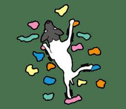 Japanese Terrier U-taro sticker #908947