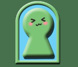 Kofun Stisker sticker #909079
