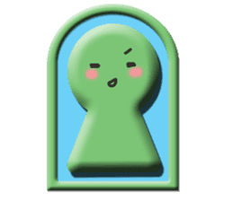 Kofun Stisker sticker #909084