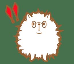 cotton candy dog sticker #909147