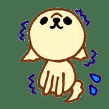 LOVE CHIHUAHUA sticker #909252