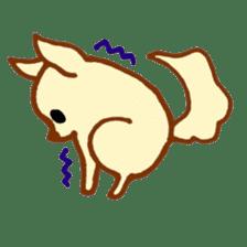 LOVE CHIHUAHUA sticker #909264