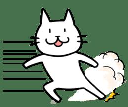 Lovely cats sticker #909283