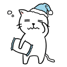 Lovely cats sticker #909289