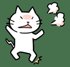 Lovely cats sticker #909295