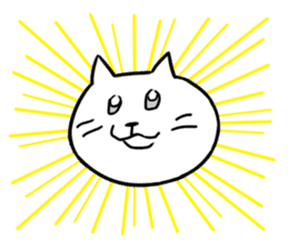Lovely cats sticker #909296