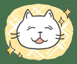 Lovely cats sticker #909301