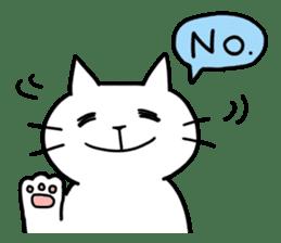 Lovely cats sticker #909308