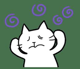 Lovely cats sticker #909315