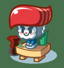 SUSHIDO 2 sticker #909321