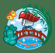 SUSHIDO 2 sticker #909322