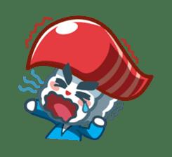 SUSHIDO 2 sticker #909340