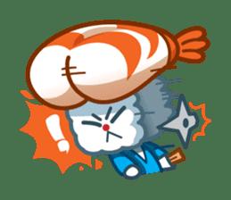 SUSHIDO 2 sticker #909342