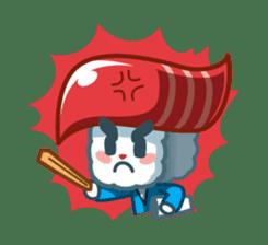 SUSHIDO 2 sticker #909345
