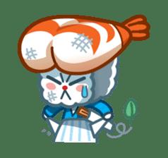 SUSHIDO 2 sticker #909349