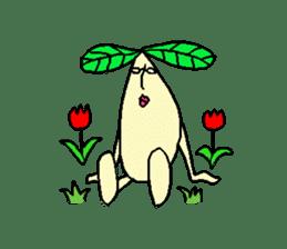 Yurimin sticker #909369