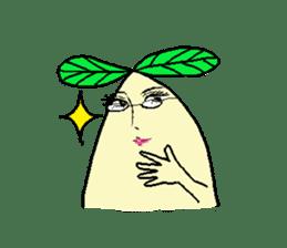 Yurimin sticker #909372