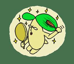 Yurimin sticker #909374