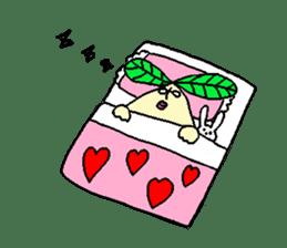 Yurimin sticker #909375