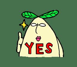 Yurimin sticker #909377