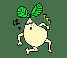 Yurimin sticker #909396