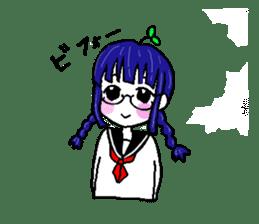 Yurimin sticker #909398