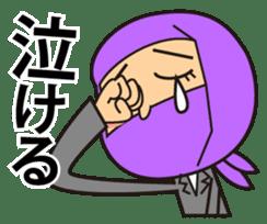 KUNOICHI ninja sticker #909731