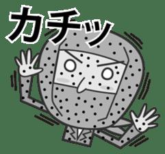 KUNOICHI ninja sticker #909749