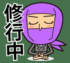 KUNOICHI ninja sticker #909755