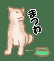 Shiba Inu ! sticker #910487