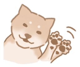 Shiba Inu ! sticker #910498