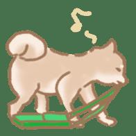 Shiba Inu ! sticker #910499