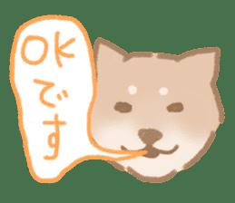 Shiba Inu ! sticker #910500